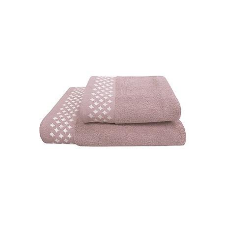 Texpol Ręcznik Diamond 70X140Cm Latte