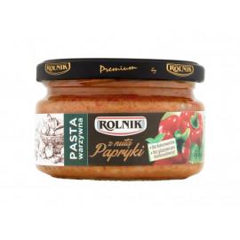 Rolnik Premium Pasta warzywna z nutą papryki 190 g