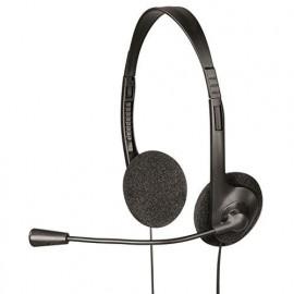 """HAMA Zestaw słuchawkowy PC """"HS-101"""", stereo"""