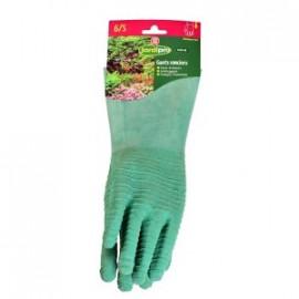 Gumowe  rękawice ogrodowe