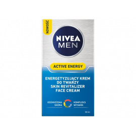 NIVEA MEN Energetyzujący krem do twarzy Active Energy 50 ml