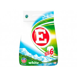 E White Proszek do prania 2,8 kg (40 prań)