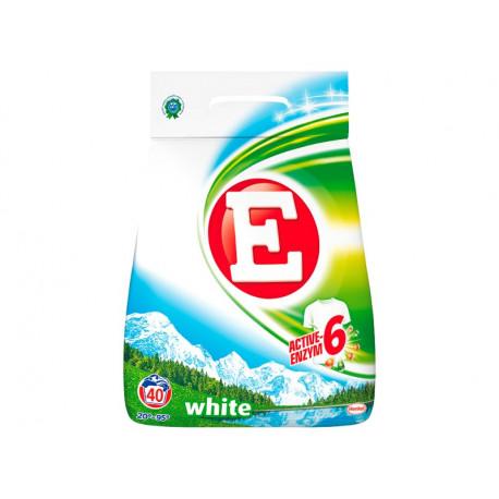 E White Proszek do prania 2,8 kg (40 prań)
