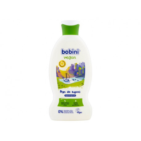 Bobini Vegan Płyn do kąpieli hypoalergiczny 330 ml