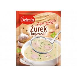 Delecta Zupa na dziś! Żurek kujawski 50 g