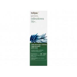 tołpa Green Odbudowa 70+ Odbudowujący balsam regenerujący pod oczy 15 ml