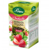 BIFIX Herbata zielona ekskluzywna liściasta z truskawką 100g