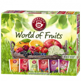 World of Fruits Collection 30 torebek