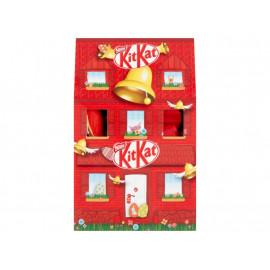KitKat Village Figurka z czekolady mlecznej z chrupkami i Paluszek waflowy w czekoladzie 100 g