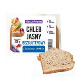 CHLEB JASNY B/G SIEMIĘ 200G