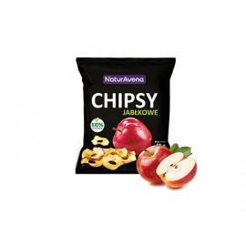 NaturAvena Chipsy jabłkowe 40g