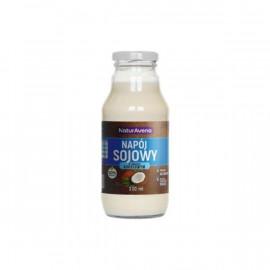 NaturAvena Napój Sojowy o smaku kokosowym 330ml