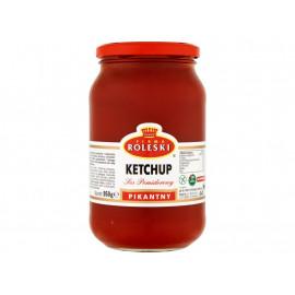 Firma Roleski Sos pomidorowy Ketchup pikantny 950 g