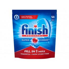 Finish All in 1 Max Tabletki do zmywarki 815 g (50 sztuk)