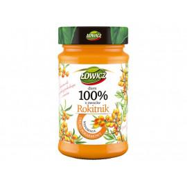 Łowicz Dżem 100% z owoców rokitnik 235 g