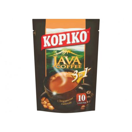 Kopiko Java Coffee 3in1 Rozpuszczalny napój kawowy 210 g (10 x 21 g)