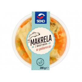 Seko Makrela z warzywami w galarecie 200 g
