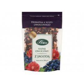 Bifix Napar owocowy z jagodą Herbatka z suszu owocowego 100 g