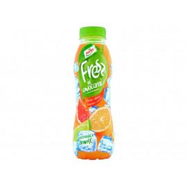 Hortex Fresz Napój wieloowocowy grejpfrut rubinowy pomarańcza limonka 400 ml