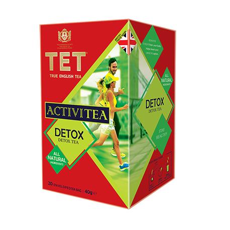 TET ActiviTea Detox 20 saszetek herbaty