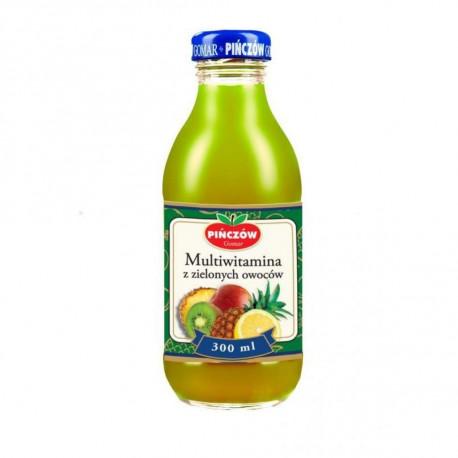 GOMAR PIŃCZÓW Napój Multiwitamina z zielonych owoców 300 ml