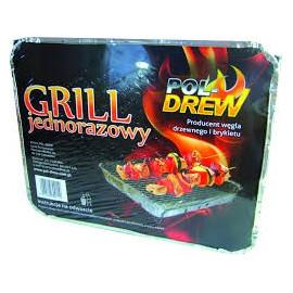 Pol-Drew Grill jednorazowy