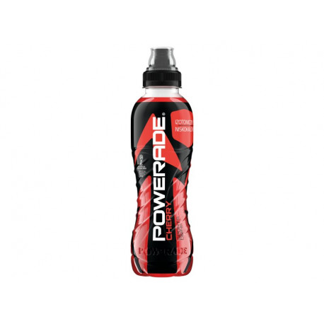 Powerade Cherry Napój izotoniczny 500 ml