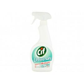 Cif UltraSzybki Uniwersalny Spray z wybielaczem 500 ml