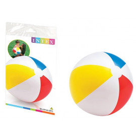 INTEX Piłka plażowa średnia 51cm