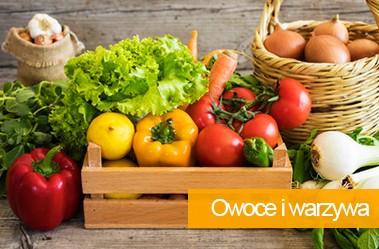 Zakupy online Lublin owoce i warzywa